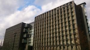 金町の東京理科大学葛飾キャンパス
