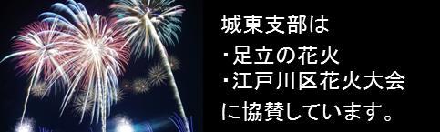 足立の花火 | 江戸川区花火大会