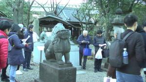 (高木教授の「寺島の歴史」)
